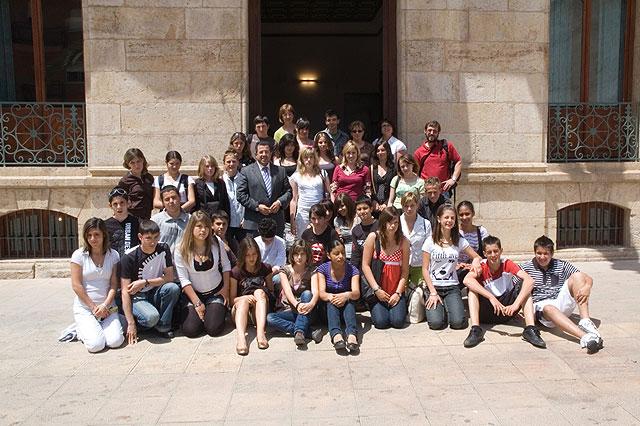 Miles de personas visitan las Casas Consistoriales de Mazarrón, Foto 1