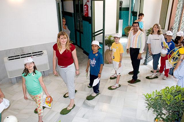 Miles de personas visitan las Casas Consistoriales de Mazarrón, Foto 2
