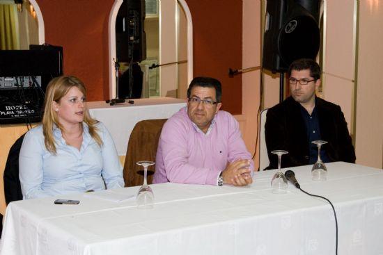 Blaya y Jiménez se reúnen con los empresarios turísticos del municipio, Foto 1