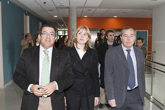 Puerto de Mazarrón tendrá su nuevo centro de salud antes del verano, Foto 1