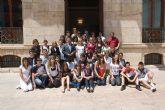Miles de personas visitan las Casas Consistoriales de Mazarr�n