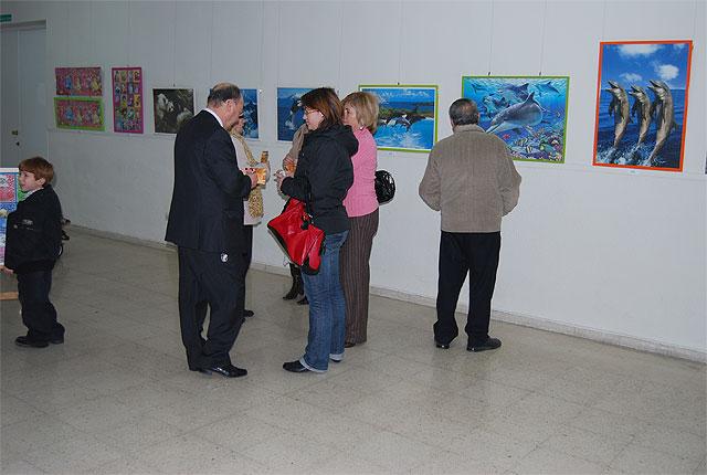 """Se inauguró la exposición """"Puzzles de Susana Fernández"""", Foto 1"""