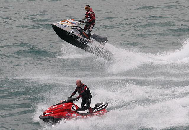 Regional Championships begin watercraft Murcia