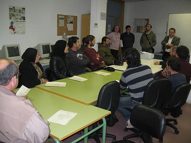"""Comienza el curso denominado """"Capacitación para tratamientos con plaguicidas fitosanitarios"""", Foto 1"""