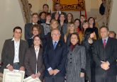 La Universidad de Murcia ofreció un homenaje a los quince estudiantes Premios Nacionales Fin de Carrera