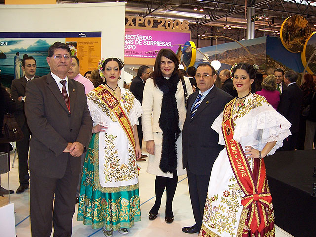 The Commonwealth Tourism Services Espuña offer visitors the charm of the town Fitur Totana