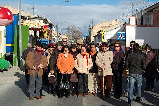 Los alhameños, presentes en la XXXI Fiesta de las Cuadrillas de Barranda, Foto 2