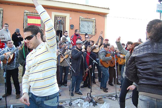 Los alhameños, presentes en la XXXI Fiesta de las Cuadrillas de Barranda, Foto 3