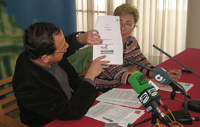 Cámara reclama a Zapatero que invierta en ayudas sociales los 125.000 euros que pensaba gastar en poner carteles de publicidad en Murcia - 1, Foto 1