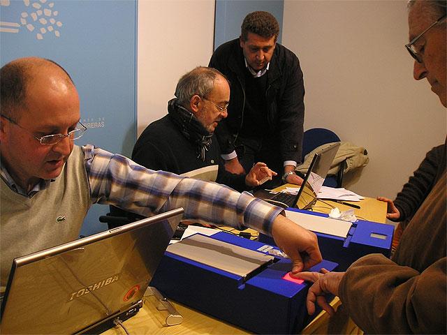 Puerto Lumbreras tramita el DNI electrónico - 1, Foto 1