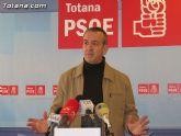 Según los socialistas, 'el Pleno de enero reafirma el autismo político de Andreo y su portavoz'