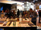 Turismo propociona Murcia en FITUR con 4.000 kilos de material