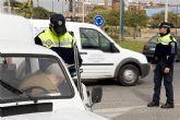 Los accidentes de tráfico en Cartagena descienden un 21 por ciento en 2008