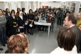 El IES Mediterráneo estrena biblioteca