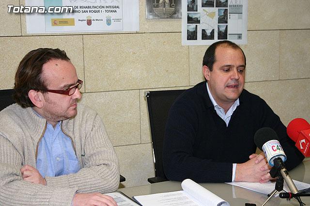 Opens again the deadline for applications for housing rehabilitation in the San Roque-Las Parras, Foto 4