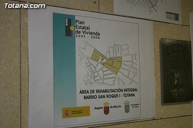 Opens again the deadline for applications for housing rehabilitation in the San Roque-Las Parras, Foto 5