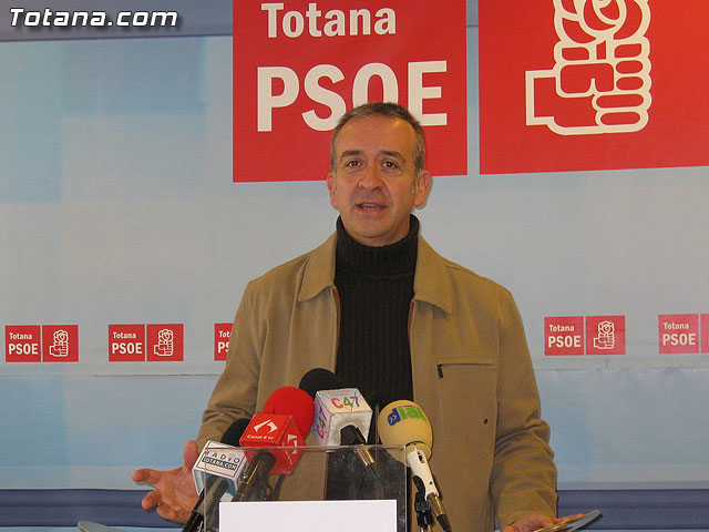 """""""The High Court of Justice annulled a contract awarded to the PP finger to his friends,"""" the PSOE"""