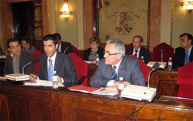 Resumen de las propuestas del Grupo Socialista al Pleno del 29 de enero de 2008 - 1, Foto 1