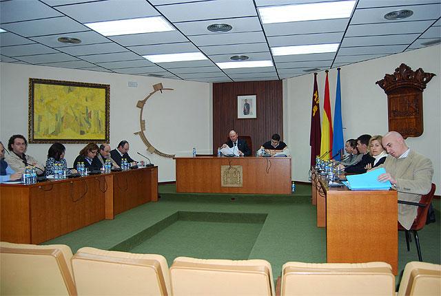 Resultados Plenos Extraordinario Enero 2009, Foto 1