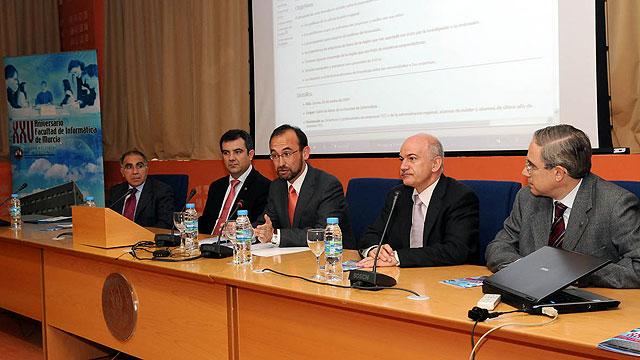 La Facultad de Informática celebra una Jornada sobre tecnologías de la información y la comunicación - 1, Foto 1