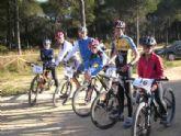 """La Concejalía de Deportes y la Peña Ciclista """"Las Nueve"""" organizan una jornada infantil de bicicleta de montaña"""
