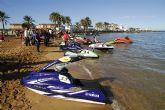 Primera prueba de raid puntuable para el Campeonato Regional Murciano de Motos de Agua 2008/2009