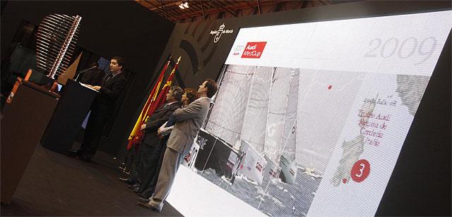 El circuito Audi MedCup acerca la competición y el espectáculo hasta Cartagena - 2, Foto 2
