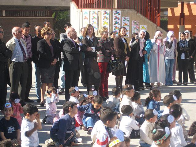 Todos por la paz en el CEIP Los Rosales de El Palmar - 3, Foto 3