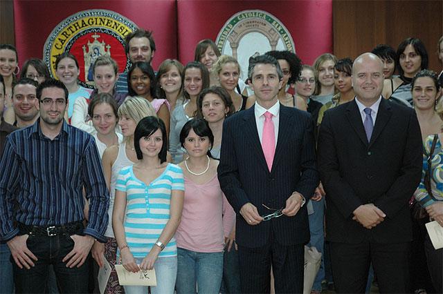 La UCAM abre el plazo de solicitud para las becas Erasmus - 1, Foto 1