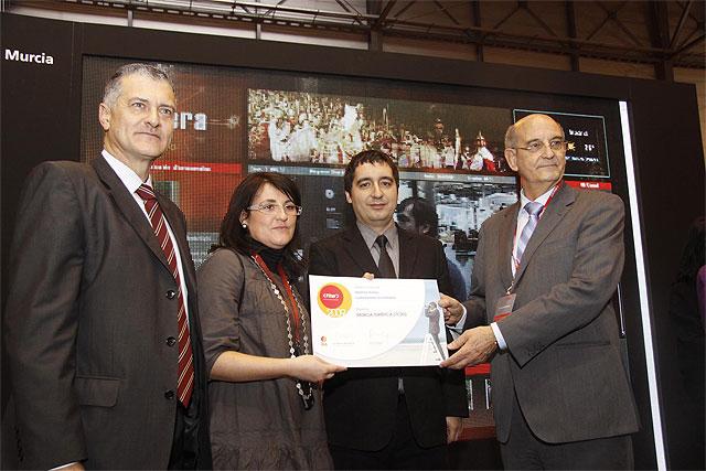 El stand de la Región de Murcia, premiado en Fitur - 1, Foto 1