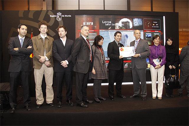 El stand de la Región de Murcia, premiado en Fitur - 2, Foto 2