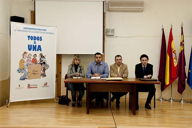 El Consejo de la Juventud homenajea los 30 años de progreso económico y social de la democracia española - 1, Foto 1