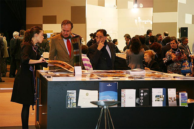 Los técnicos de turismo de Lorca mantienen numerosos contactos durante FITUR para incrementar las visitas al municipio, a pesar de la crisis - 1, Foto 1