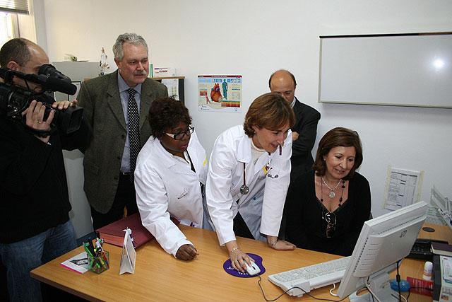 Sanidad inaugura un nuevo sistema de radiología digital en la zona del Noroeste - 2, Foto 2