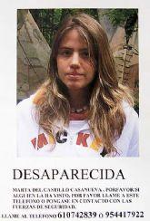Concentración silenciosa por la desaparición de Marta del Castillo