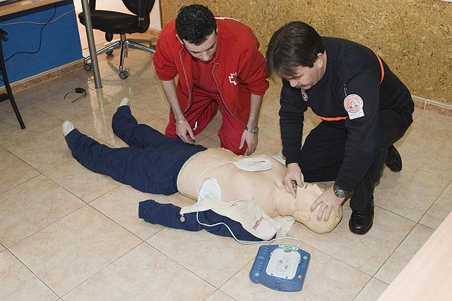 Mazarrón dispone de un servicio puntero en asistencia cardiaca, Foto 1