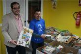 Santomera, La Matanza, el Siscar y Orilla del azarbe aportarán tres toneladas de material didáctico al 'Proyecto Libro' dependiente de la Comunidad Autónoma
