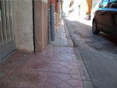 El PSOE pide la peatonalización de la calle Ferrocarril