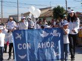 El CEIP Monte Anaor celebró el Día Escolar de la Paz y la No-Violencia