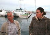Obras Públicas acondiciona la lonja del Puerto de Lo Pagán para mejorar las condiciones de trabajo de los pescadores