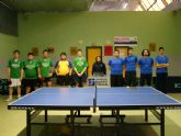 Tenis de Mesa: Victoria a domicilio de los totaneros en 3ª division