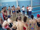 """La Concejalía de Deportes organiza un curso de """"Primeros auxilios y rescate acuático"""""""