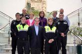 Dos nuevos Cabos y dos nuevas agentes de la Policía Local de Alcantarilla toman posesión de su cargo