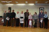 """Recepción institucional a un grupo de usuarios de la residencia de personas mayores """"La Purísima"""""""
