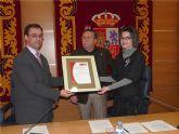 La Concejalía de Economía y Hacienda del Ayuntamiento de Molina de Segura recibe el Certificado de Calidad ISO 9001