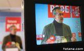 Los socialistas presentan en el ayuntamiento de Totana un amplio paquete de medidas para superar la crisis