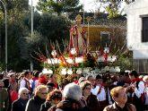 San Blas vuelve a congregar a miles de personas en el entorno de la ermita en Santiago de la Ribera