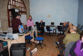 Comienza el curso de iniciaci�n al manejo del ordenador e Internet para mayores