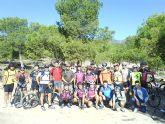 Organizan una ruta en bicicleta de montaña