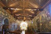 El artesonado del Santuario de La Santa será remodelado íntegramente